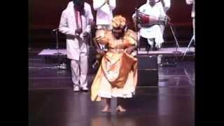 Compilación de danzas Afro-Cubanas, sin faltar la Bomba!