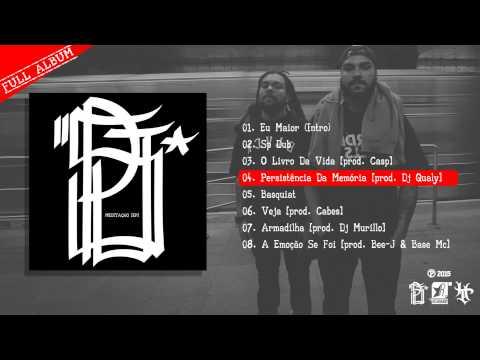 SP Jungle - Meditação (2015) [EP] - FULL ALBUM