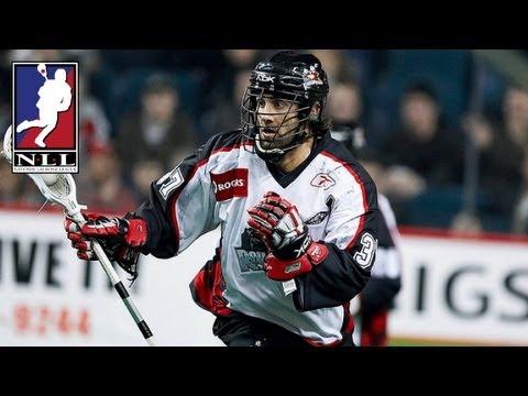 NLL Post Game Interview: Edmonton @ Calgary: Andrew McBride Interview