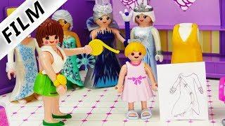 Playmobil Film deutsch | Hannah Vogel als MODEDESIGNERIN? Fashion Winterkollektion 18/19 Kinderfilm