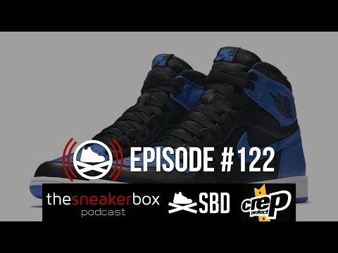 """The Sneaker Box: Episode 122 - Air Jordan 1 """"Royal"""""""