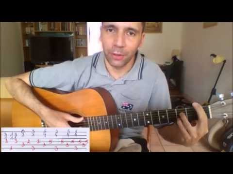 Tutoriel Guitare (français) I'll see you in my dreams (Chet Atkins / Mark Knopfler)