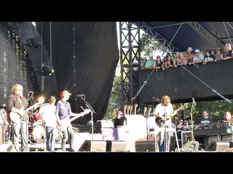 """""""Laredo"""" Band of Horses Live @ Austin City Limits Fest 2010 (Sunday)"""