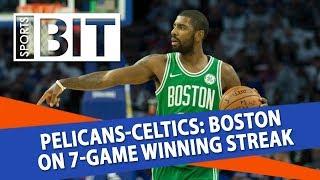 New Orleans Pelicans at Boston Celtics | Sports BIT | NBA Picks