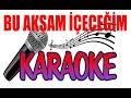 Bu Akşam İçeceğim-Karar-DO-Tempo-92-Karaoke-Okumalık Alt Yapı