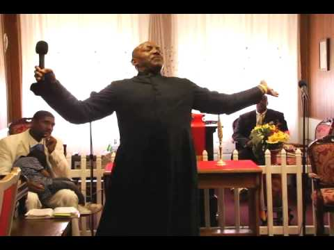 Sermon Prayer by Christian Evangelist Preacher Elder Mark H  Thompson,  traveling preacher 100516b