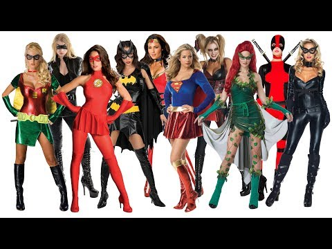 10 Best Superhero Halloween Costume Ideas for Women