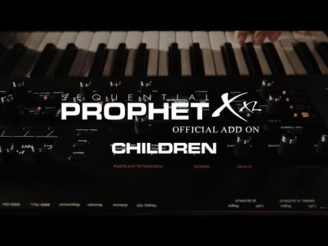 "Prophet X Patch ""Children"""