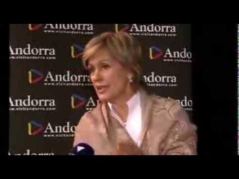 Kiri Te Kanawa - Andorra News Interview 10/01/14