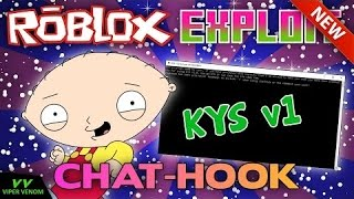 NEW ROBLOX EXPLOIT: KYS V1 (Working) CHATHOOK, BTOOLS, KILL AND MUCH MORE! (January 22nd)