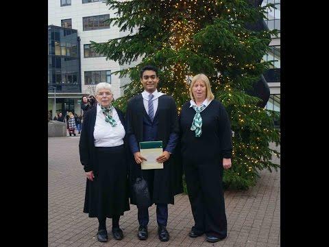 University Of Leeds Business School Graduation 2016