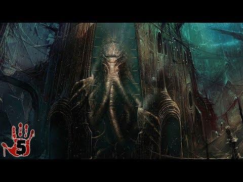 5 Scariest Lovecraftian Monsters