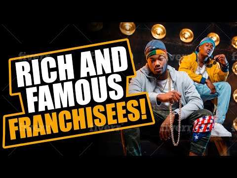 Celebrity Owned Franchises - And How Many Wingstops Rick Ross Owns