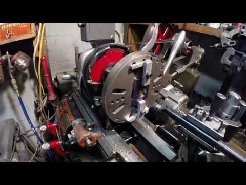 Building a model steam engine: Part 5 Eccentric