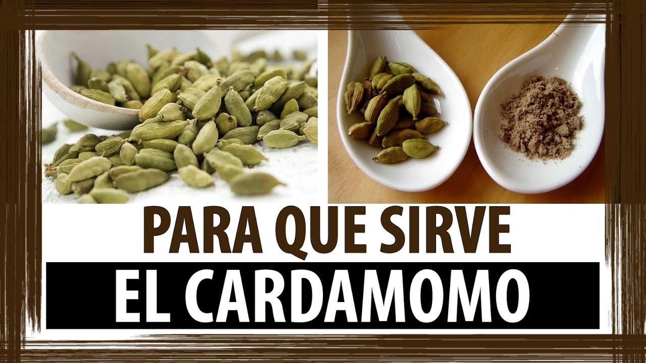 PARA QUE SIRVE EL CARDAMOMO | CARDAMOMO PROPIEDADES
