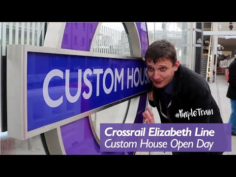 Custom House Station Open Day