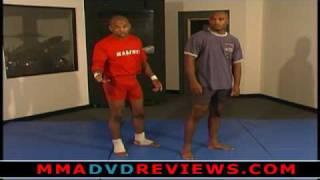 Shonie Carter - MMA Throw Ura Nage - Belly to Back Suplex