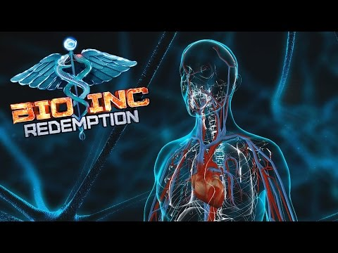 Bio Inc: Redemption - The Cure for Parkinson's! - Let's Play Bio Inc Redemption Gameplay