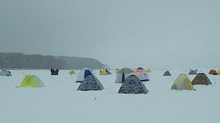Мужики На Курорті! Зимова Риболовля Старий Салтів