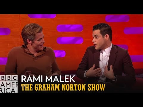 Rami Malek Is Done With Wigs  The Graham Norton   BBC America