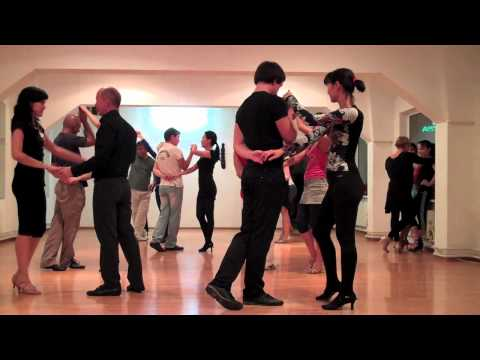 "Lesson: ""Spaghetti"" (Zumba Fitness Plus, Salsa Dance Class)"