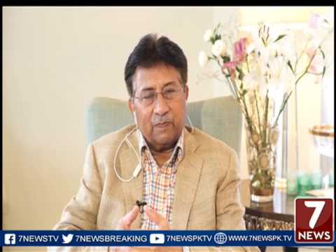 Capital Front With Javed Iqbal Exculsive Interviews With Pervaiz Musharaf Part 03 11 Apr 2017
