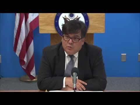 "Deputy Assistant Secretary Palmieri on ""U.S. Priorities in the Western Hemisphere"""