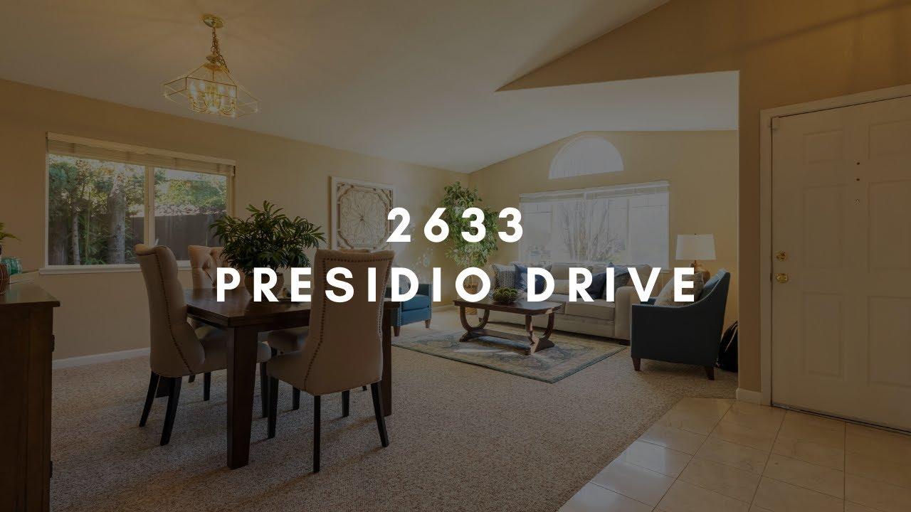2633 Presidio Dr., Brentwood, CA 94513