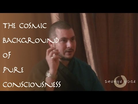 The Cosmic Background of Pure Consciousness - Amir Mourad