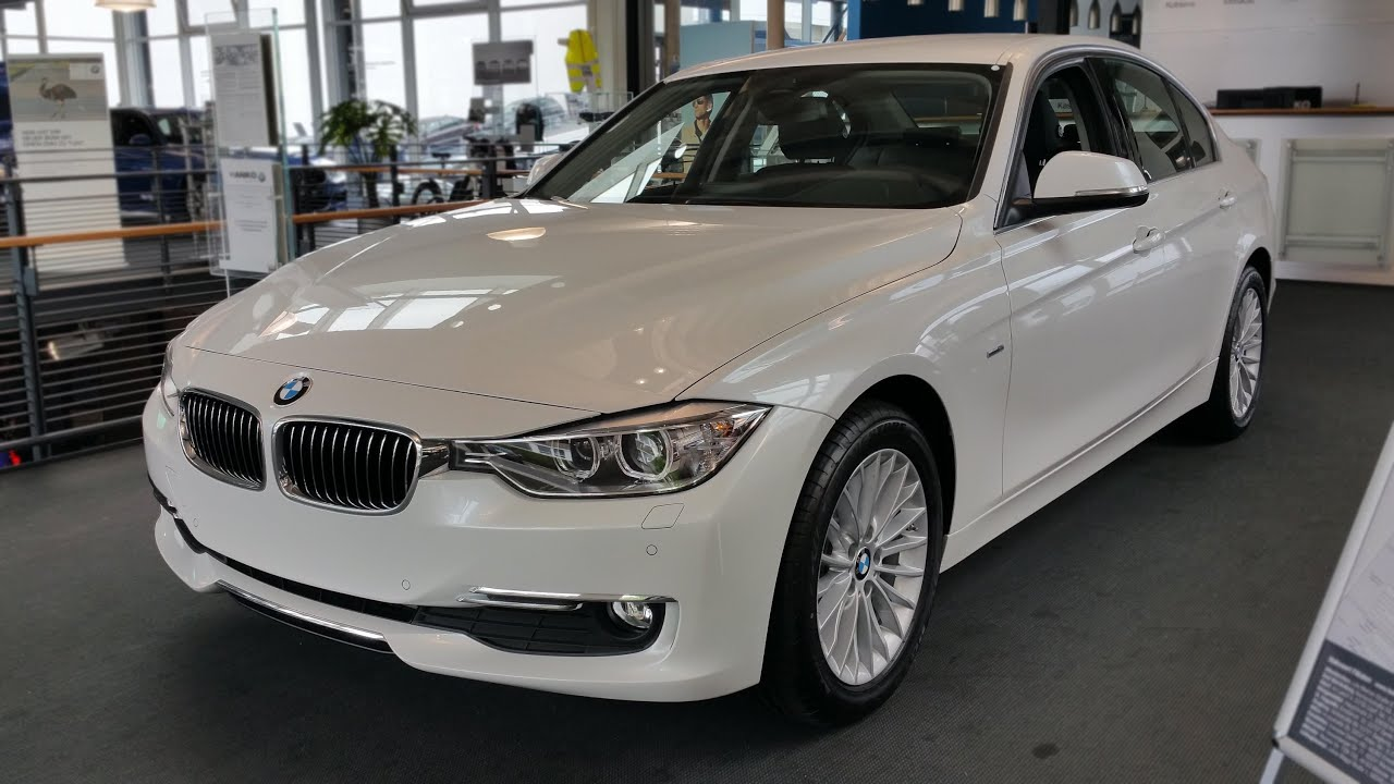 2015 Bmw 320d Limousine Luxury Line Bmw View Youtube