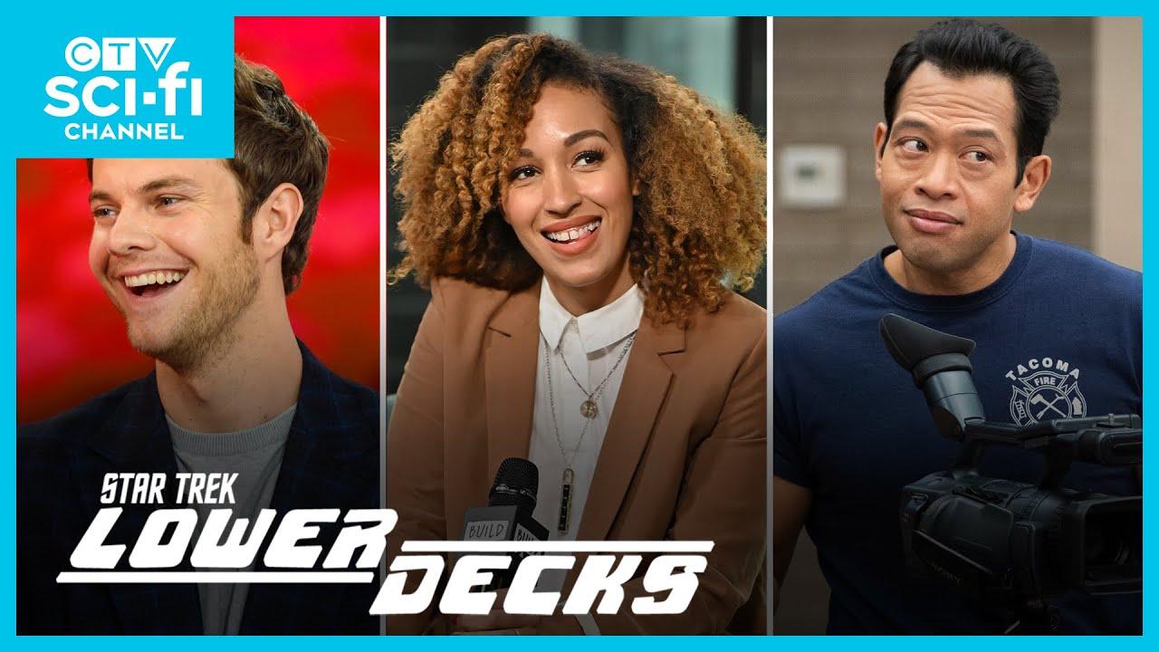 Meet the Cast of Star Trek: Lower Decks