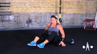 Unapologetically Powerful Demo: Kettlebell Double Floor Press