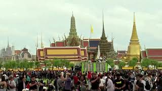 Biggest Thai protest in years targets government and monarchy