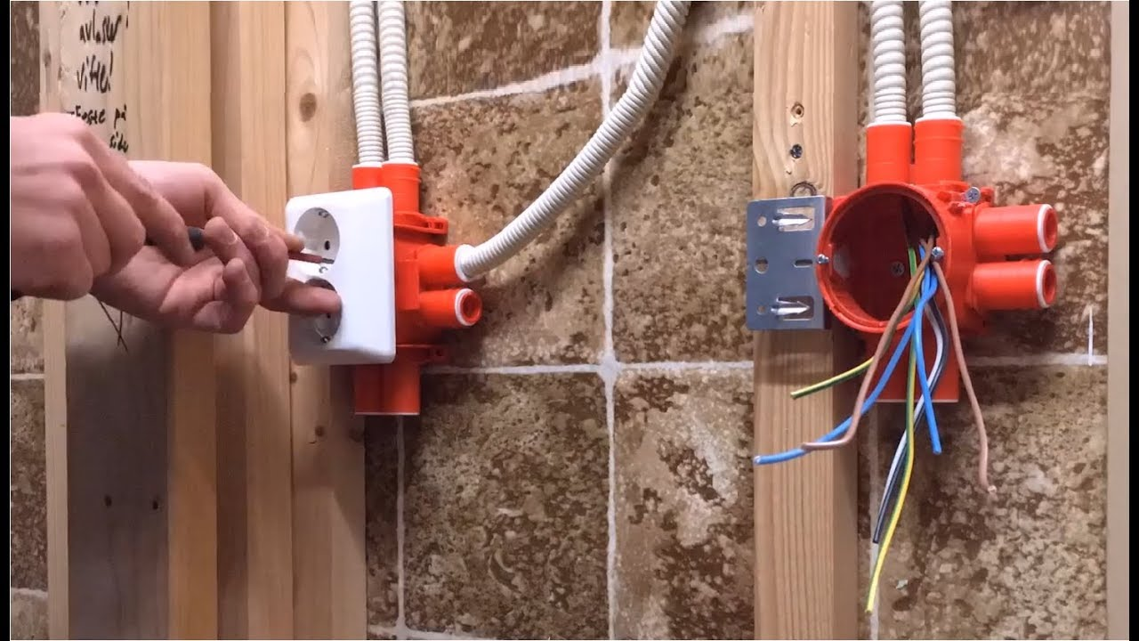 hight resolution of  electrical work home wiring