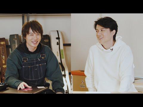 神木隆之介×福山雅治スペシャル対談2020 〈後編〉
