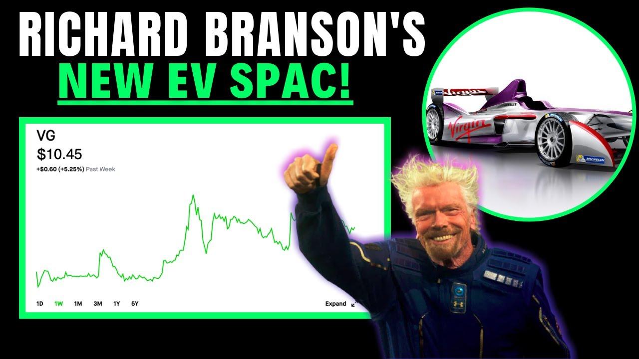 Download $VGAC   Richard Branson's New Spac   WORTH WATCHING!
