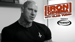 Martyn Ford Interview: What Is Rich Piana's Legacy? | Iron Cinema