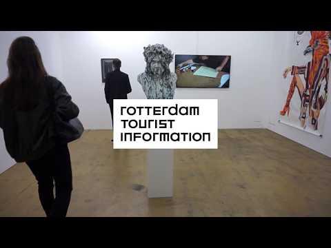 Lieke bezoekt de Art Rotterdam Week