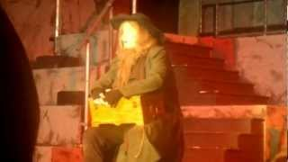 The amazing Phil Kay as Fagin in 'Oliver'