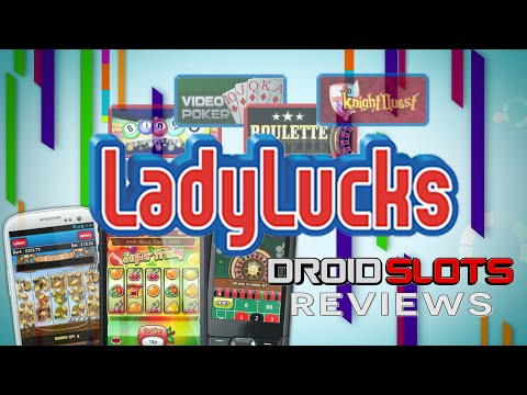 LadyLucks Mobile Casino Review