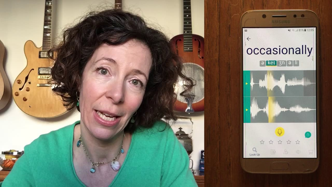 Say It: English Pronunciation app from Oxford