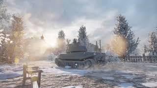 Обложка VK 45 02 A Vs VK 100 01 P World Of Tanks Console