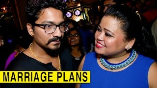 Bharti Singh CONFIRMS Her Wedding With Harsh Limbachiyaa By December 2017 | Wedding Plan | EXCLUSIVE