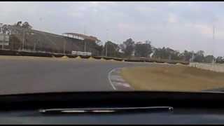 TraxDay Zwartkops Raceway, Fossa Ford Anglia, In Car footage
