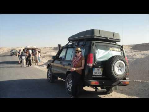 TVD-Dakar, Day #4, Trip: Dakhla, Mauritania border,  Railway track