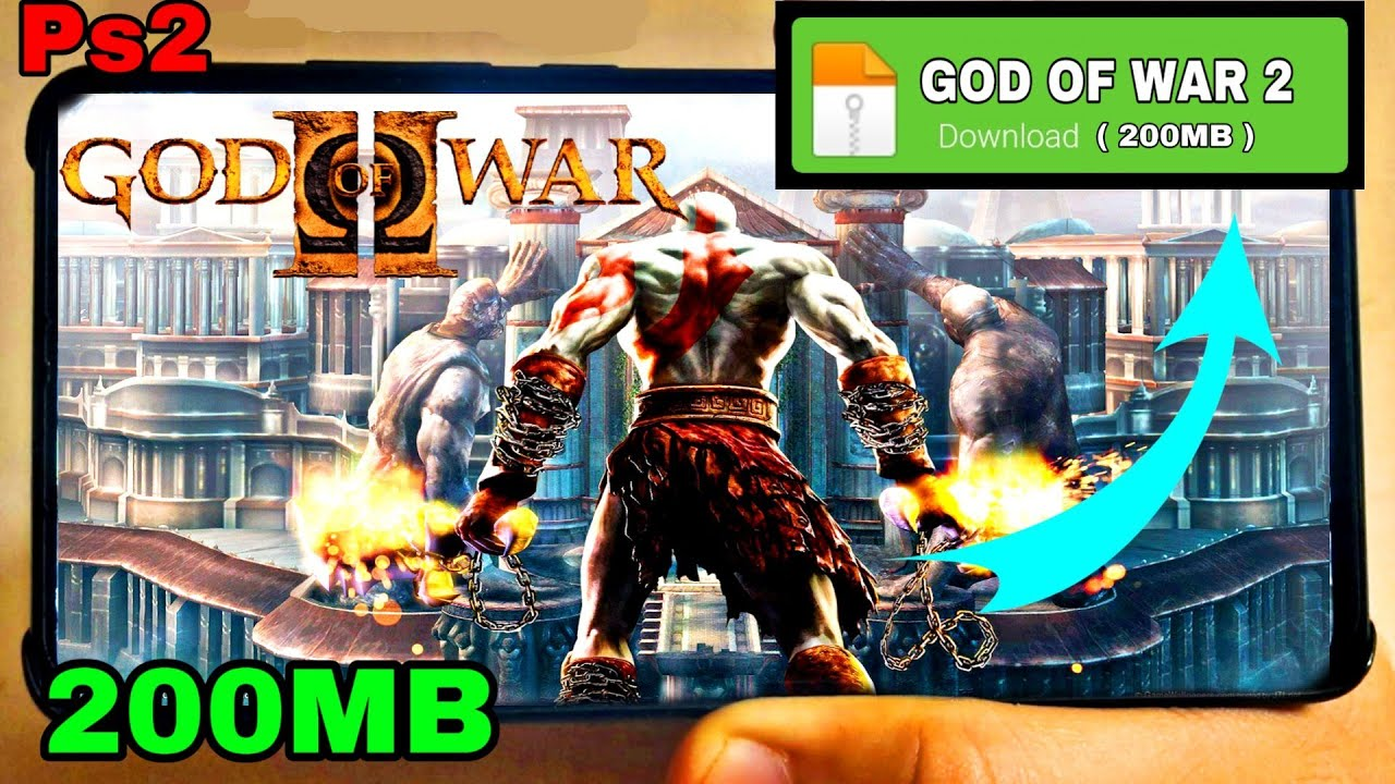 God Of War 2 Download For Android