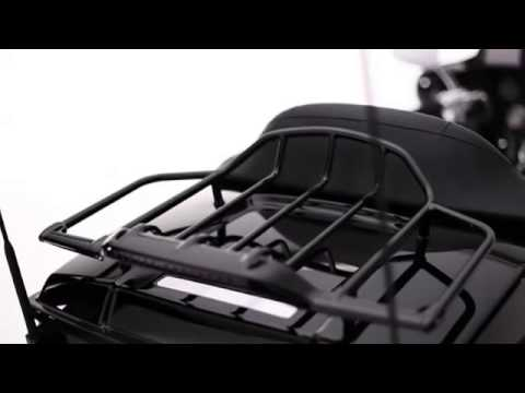 harley davidson air wing luggage rack collection