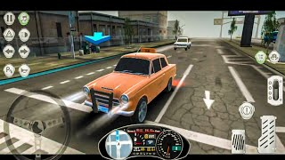 Amazing Taxi City 1976 V2 - Android Gameplay FHD