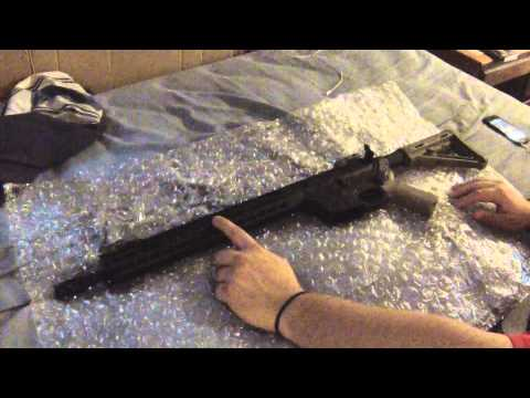 Bravo Company KMR Unboxing and Rifle Overview
