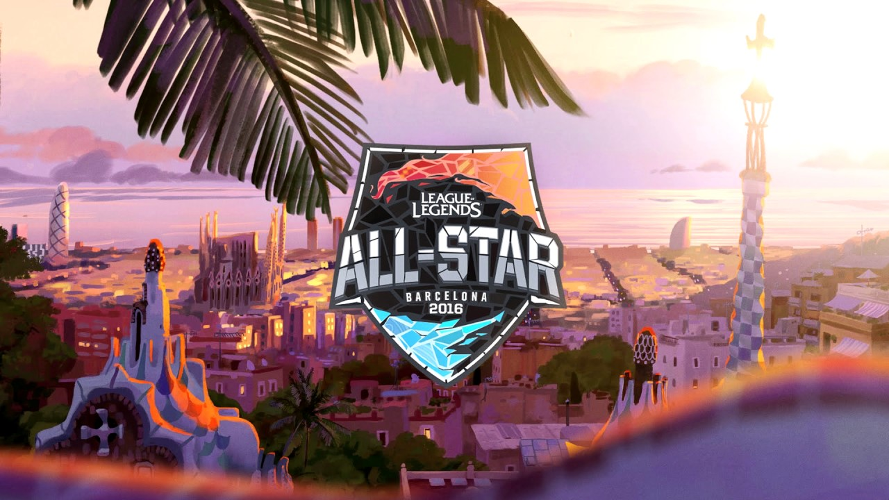 Test Your Smite - 2016 All-Star Barcelona - League of Legends Soundtrack